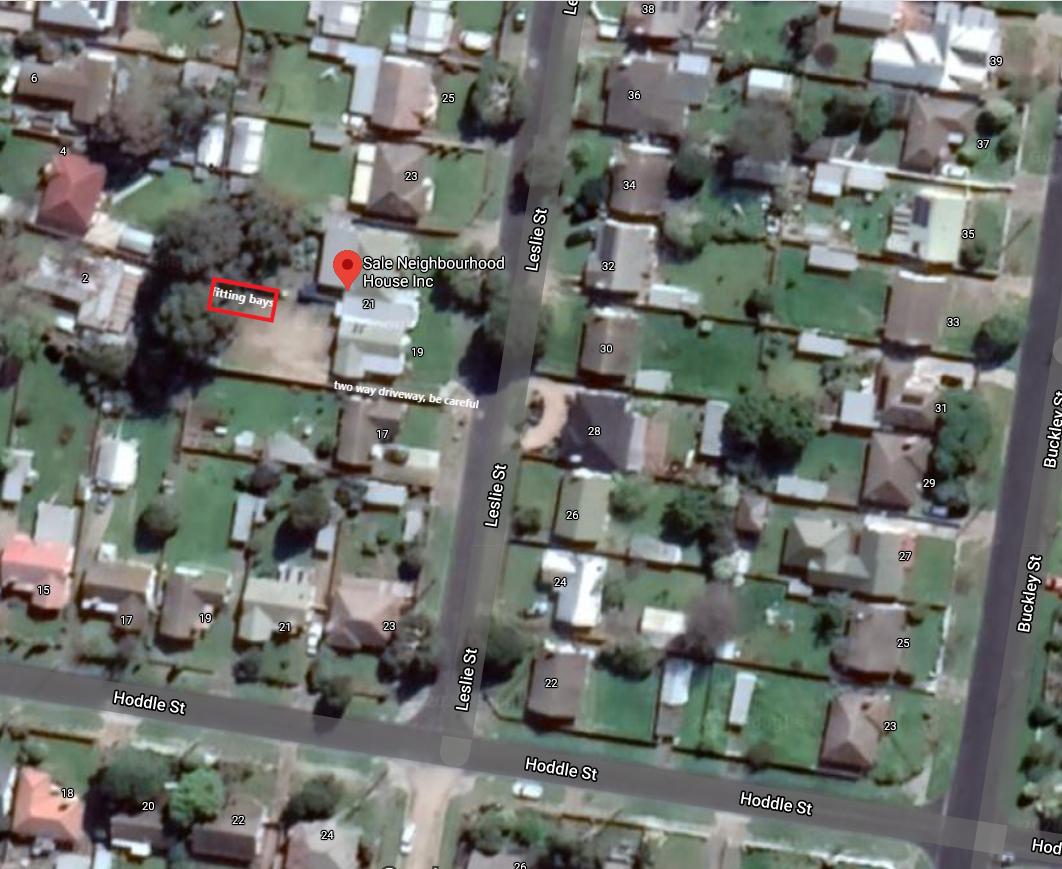 Wellington - Sale Neighbourhood House
