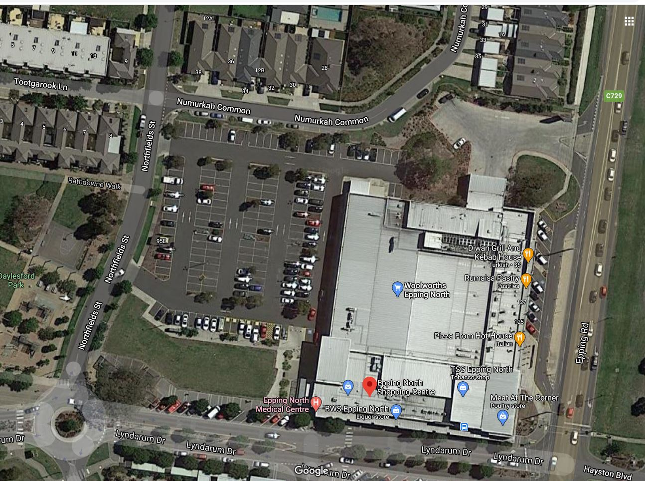 Whittlesea - Epping North Shopping Centre (Whittlesea Council)