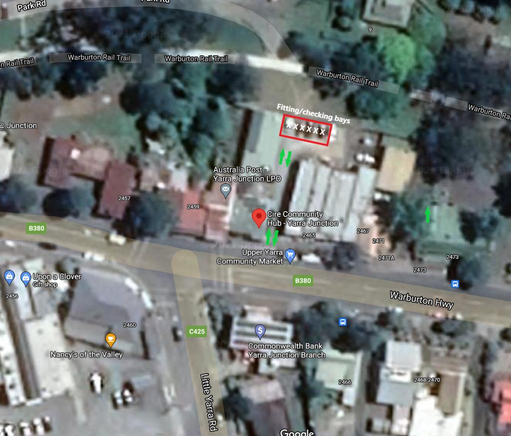 Yarra Ranges - CIRE - Yarra Junction Community Hub