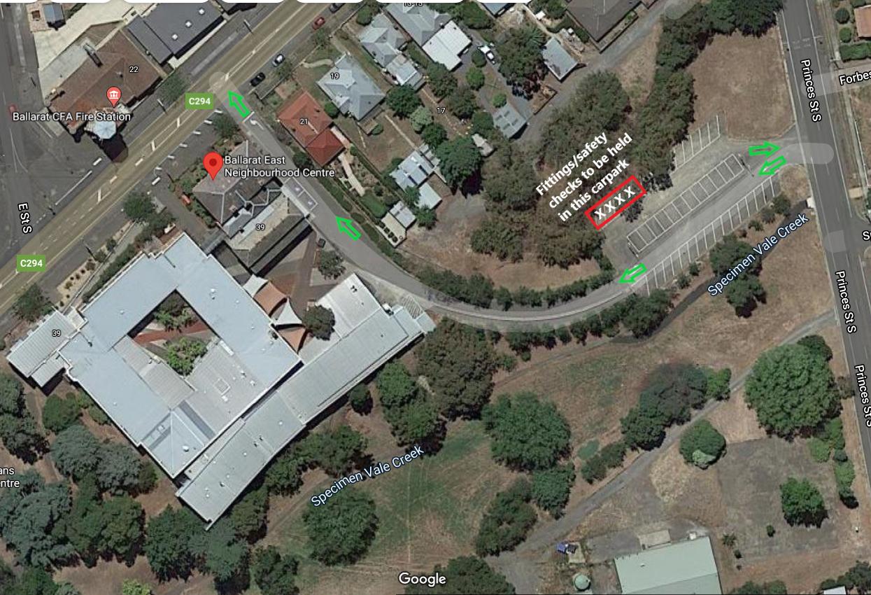 Ballarat - Ballarat East Neighbourhood House